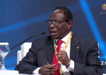 Kofi Konadu Apraku, ECOWAS commissioner for macroeconomic policy and economic research (PHOTO/Courtesy).