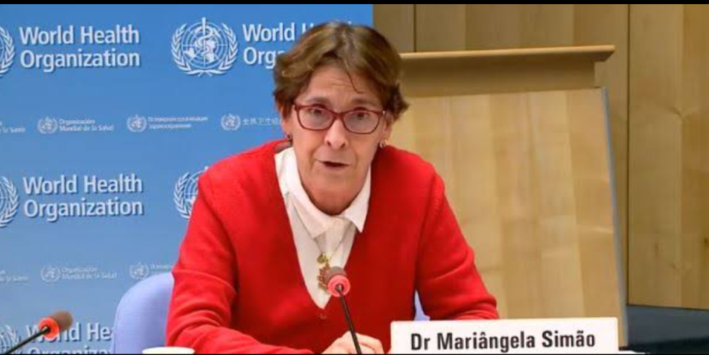 Mariangela Simao, World Health Organization assistant director general for access to health products (PHOTO/Courtesy).