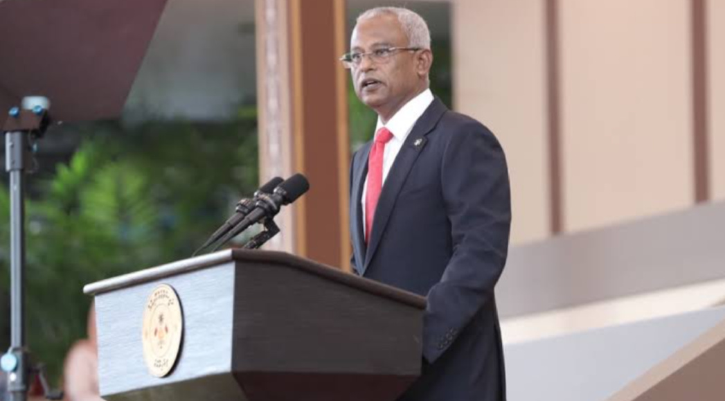 Ibrahim Mohamed Solih, better known as Ibu, is a Maldivian politician and the current President of the Maldives who assumed office on 17 November 2018 (PHOTO/Courtesy).
