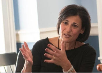 Rochelle Paula Walensky, an American physician-scientist who is the director of the Centers for Disease Control and Prevention (PHOTO/Courtesy).