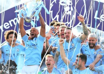 Manchester City are Champions, again for the third time in four seasons. (PHOTO/Internet).