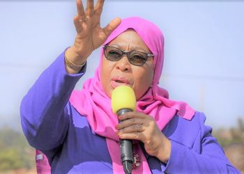 Uganda-Tanzania Oil Deals: President Samia Sululu Hassan to address Kenyan legislators. (PHOTO/File)