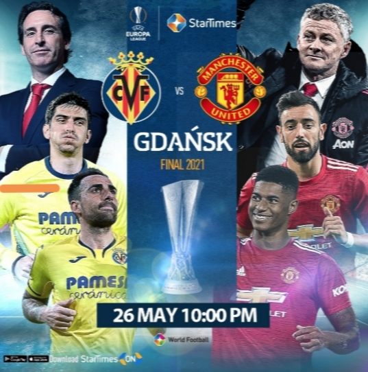 Millions of football fans throughout the world will be keen to see if Manchester United can emulate Liverpool's success on Wednesday and African fans need not miss out as the game is being shown live and exclusively on the StarTimes football channels. (PHOTO /Courtesy)