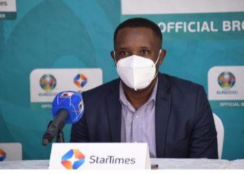 Isma Lule , StarTimes Uganda Marketing Director (PHOTO /Courtesy)