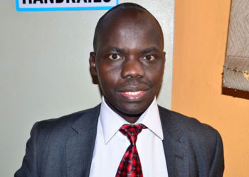Tabu Butagira  has been promoted to Managing Editor, NMG Uganda (PHOTO /Courtesy).