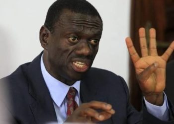Dr. Kizza Besigye is former president of the Forum for Democratic Change (PHOTO/Courtesy).