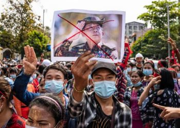 The military's recent coup and ongoing violent campaign against the Rohingya minority group have dashed hopes for democratic progress in Myanmar (PHOTO/Courtesy).