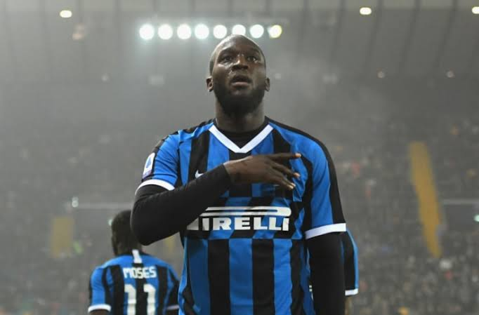 Romelu Lukaku's goals have helped Inter Milan top Serie A  (PHOTO/Courtesy).