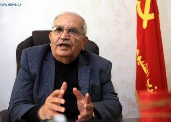 Jordan's Communist Party Faraj Itmeiza (PHOTO/Courtesy).