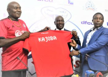 Fired, resigned or abandoned team. Fred Kajoba is no longer the Vipers SC head coach. (PHOTO/File)
