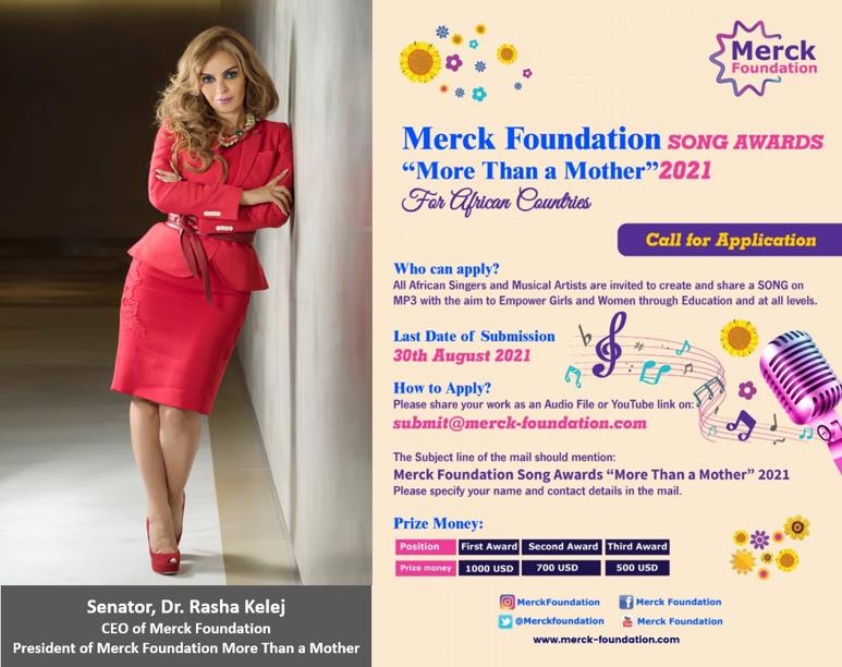 Dr. Rasha Kelej, CEO of Merck Foundation (PHOTO/Courtesy).