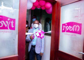 Mr. Simpson Birungi launches Movit Academy (PHOTO /Courtesy)