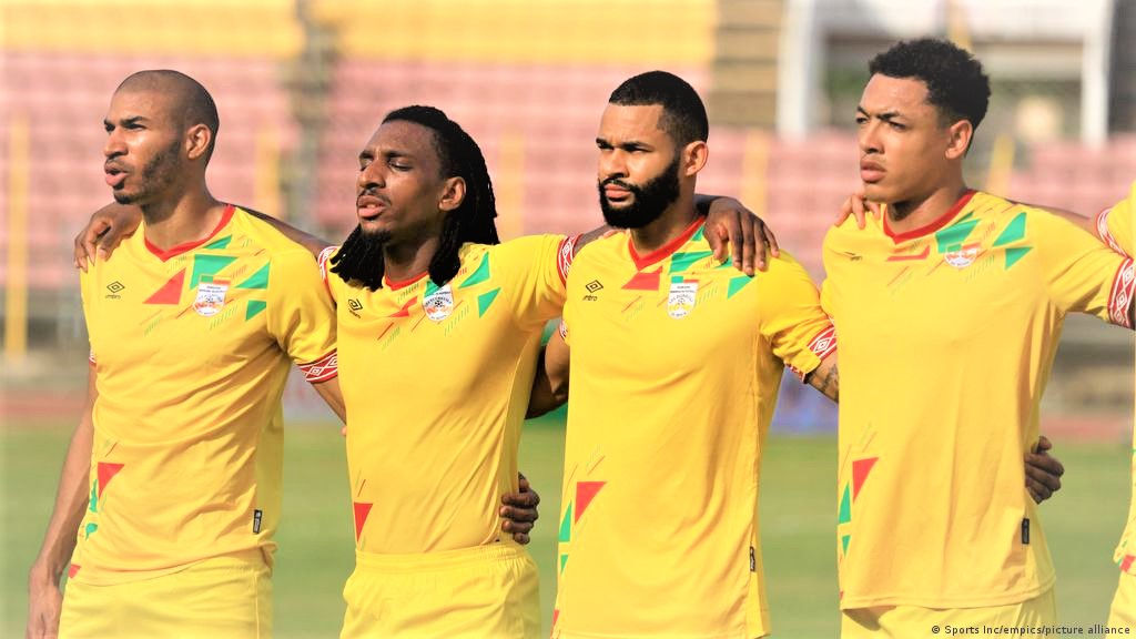 Benin and Sierra Leone are set to play on Monday. (PHOTO/Internet)