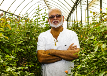Businessman Sudhir Ruparelia (PHOTO /Courtesy)