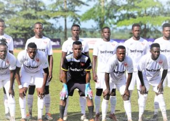 Express FC was on Tuesday declared 2020/21 UPL Champions in a boardroom decision. (PHOTO/Courtesy)