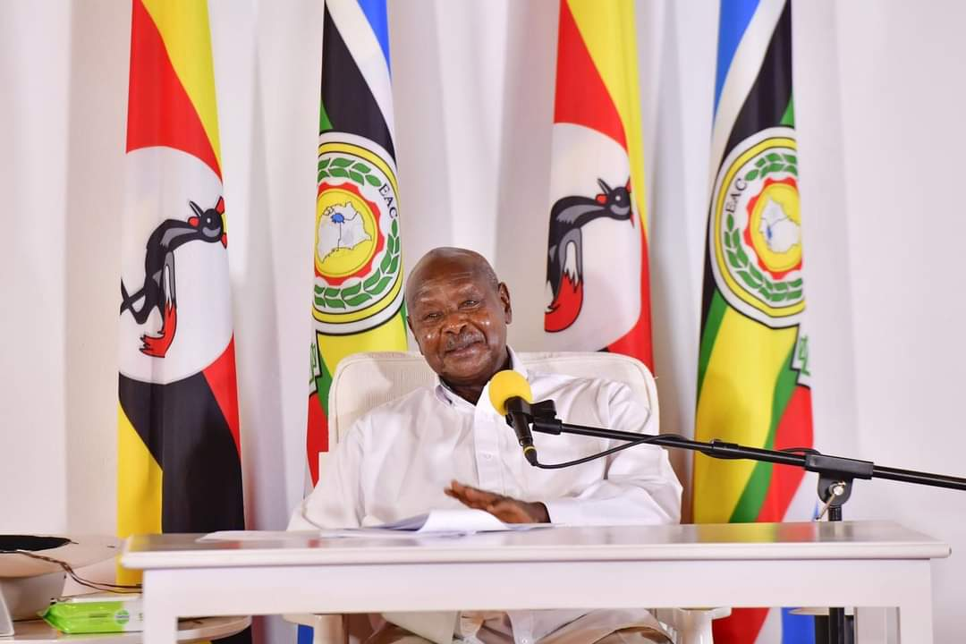 President Museveni is expected to address the country addressing (PHOTO/Courtesy).