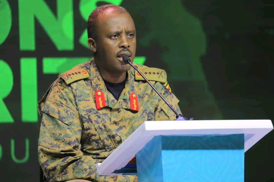 Gen David Muhoozi who has been the Chief of Defense Forces (PHOTO/Courtesy).