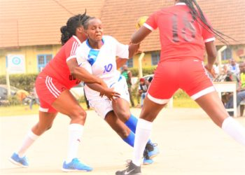 Continental handball started this week in Yaoundé. (PHOTO/Internet)