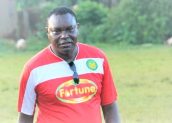 Mbale Heroes FC coach – Hussein Kheri is dead. (PHOTO/Courtesy)