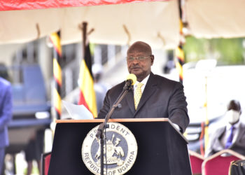 President Museveni has declared June 25 a public holiday (PHOTO /Courtesy)