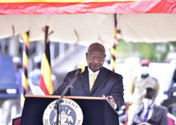 President Museveni delivered his state of the Nation Address to Parliament (PHOTO /Courtesy).