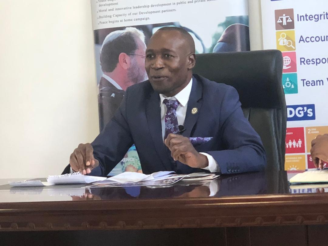 Global Peace Foundation Service Ambassador Milton Kambula (PHOTO /Courtesy)