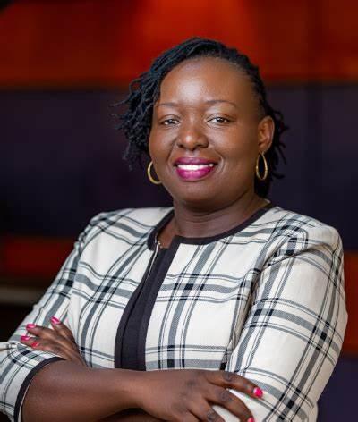 Emma Mugisha, Stanbic Bank Executive Director (PHOTO /Courtesy)