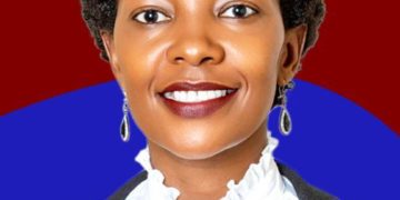 Ms. Suzan Kwizera remains unopposed after other contenders chickened out of the race (PHOTO /Courtesy).