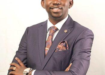 Simon Ssenyonga is a lawyer (PHOTO /Courtesy)