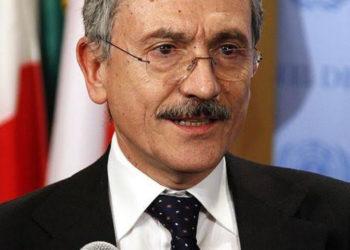 Former Italian Prime Minister Massimo D'Alema (PHOTO/File).