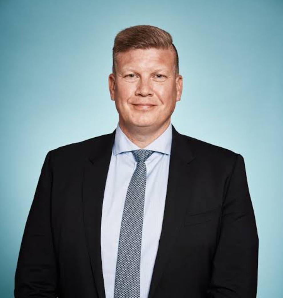Probi boss, Tom Rönnlund (PHOTO/Courtesy).