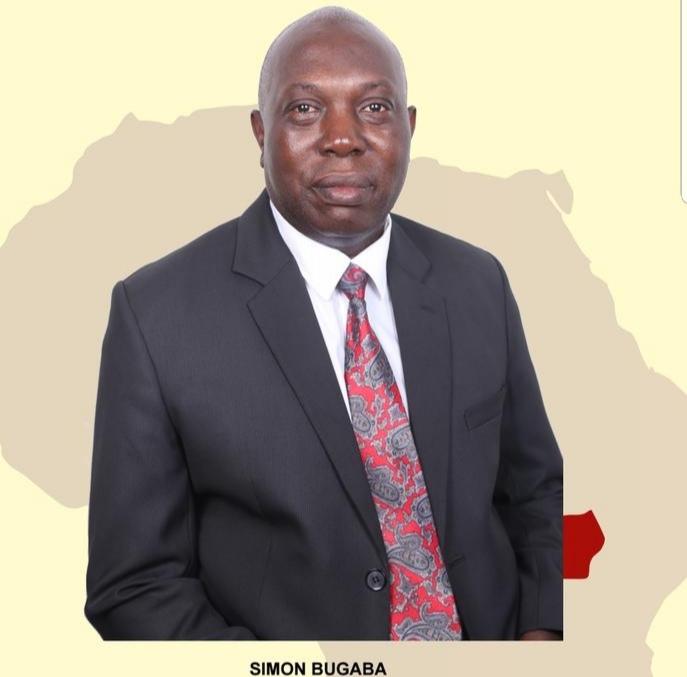 Eng. Simon Bugaba succumbed to the coronavirus disease on Thursday evening (PHOTO /Courtesy).
