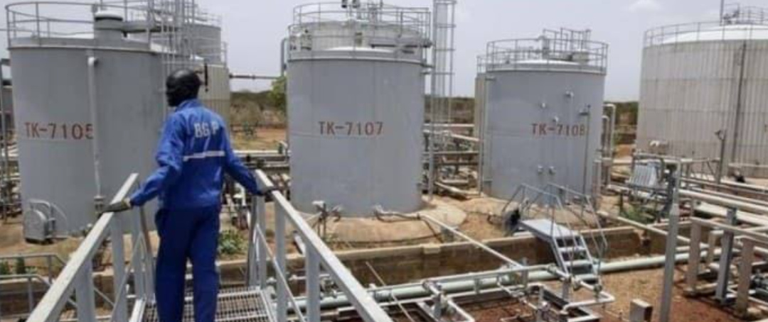 South Sudan used to produce 350,000 b/d before the civil war broke out in 2013 but it destroyed most of the oilfields (PHOTO/Courtesy).