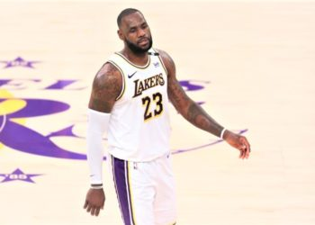 LeBron James said the injuries were due to the 'lack of rest.' (PHOTO/Internet)