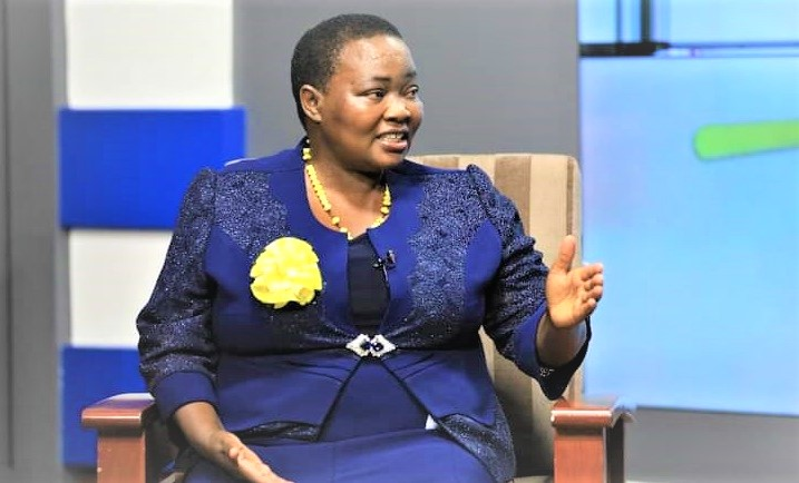 Prime Minister - Robinah Nabbanja faces an uphill task in solving the private health sector's Covid-19 related issues. (PHOTO/Courtesy)
