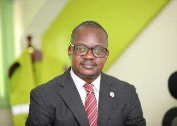 Peter Kaujju, is the Head of Communications and Marketing, Umeme Limited (PHOTO /Courtesy)