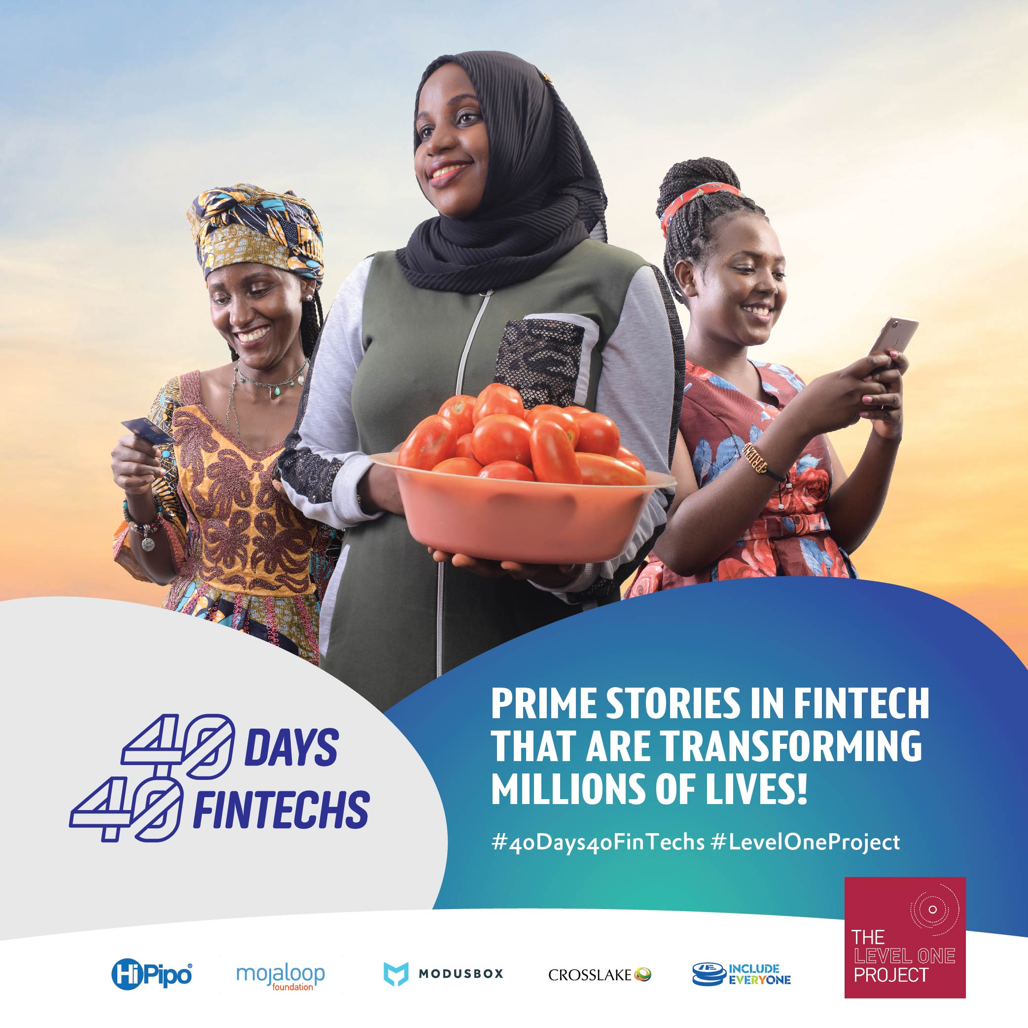 40 Days 40 FinTechs - Level One Project Season Two has commenced (PHOTO /Courtesy)