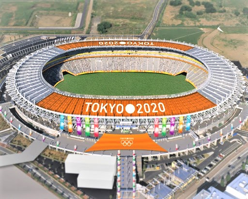 One of the venue set to host the upcoming Olympic Games. Experts have recommended that such facilities shouldn't accommodate fans. (PHOTO/Internet)