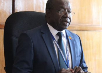 UNEB Executive Secretary Dan Odongo (PHOTO /Courtesy)