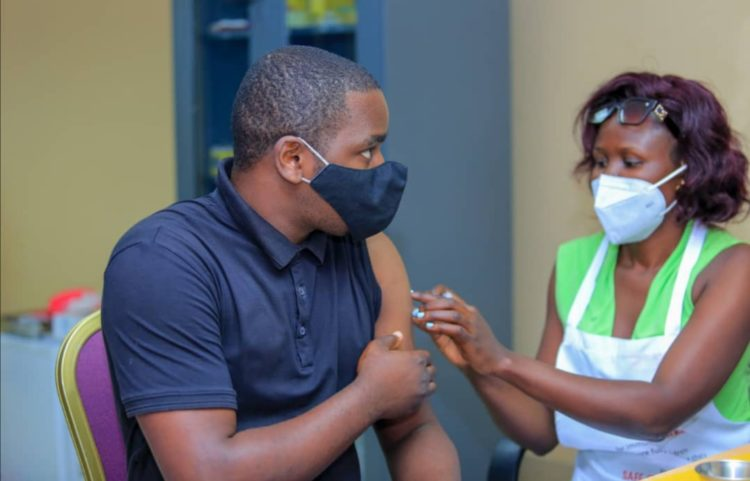 Victoria University vaccinated its students and staff members (PHOTO /Courtesy)