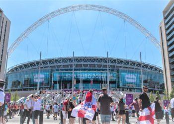 Uefa could strip Wembley of hosting final, semis over United Kingdom's quarantine rules. (PHOTO/Internet)