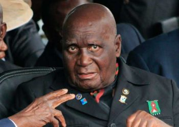Kenneth Kaunda, who led Zambia to independence and then served as the nation's president for almost three decades, has died (PHOTO /Courtesy)