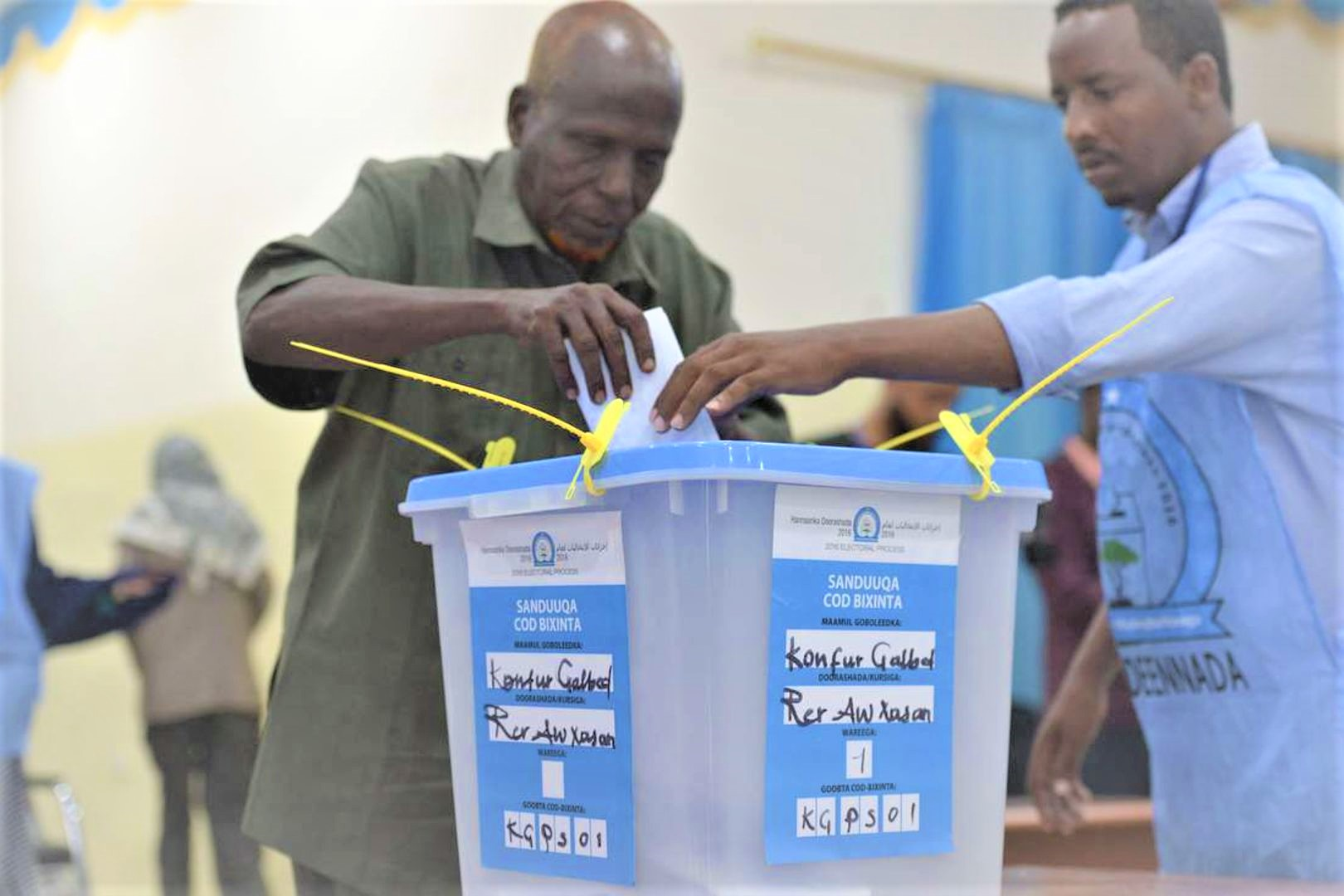 Somalia releases presidential election calendar. (PHOTO/Internet)