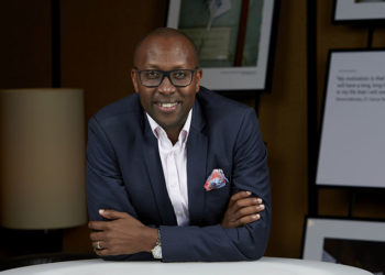 Dr Githinji Gitahi Appointed to the New Commission on African COVID-19 Response by South Africa President, H.E Cyril Ramaphosa (PHOTO /Courtesy)