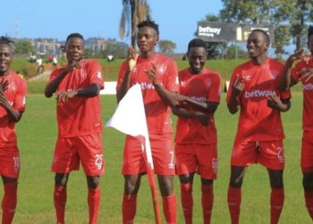 Express FC were declared UPL champions last month. (PHOTO/Courtesy)