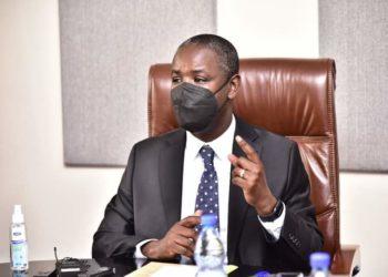 NRM Parliamentary Chief Whip Thomas Tayebwa (PHOTO /Courtesy)