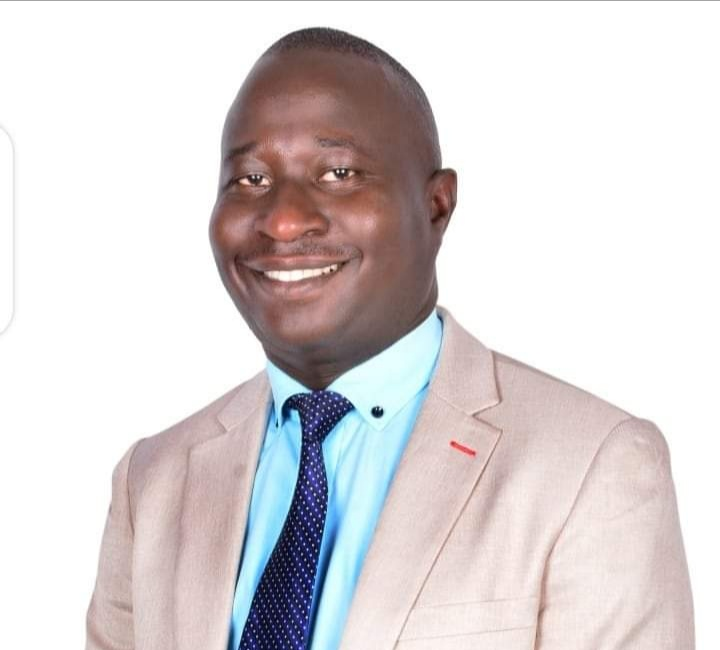 Mike Ssegawa, a resident of Mukono, is a practicing journalist (PHOTO/Courtesy).