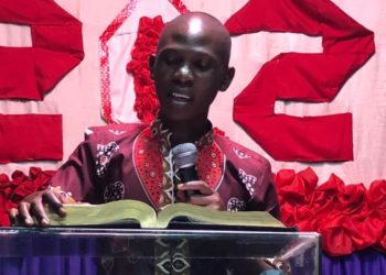 The writer, Apostle Nixon Segawa is the Founder of Another Life Global Ministries and the Senior Pastor of Another Life Sanctuary, Namalere- Kabaganda, Wakiso district (PHOTO /Courtesy)