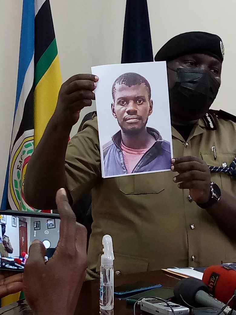 Police has arrested another suspect related to the General Katumba Wamala attempted assassination  (PHOTO /Courtesy)