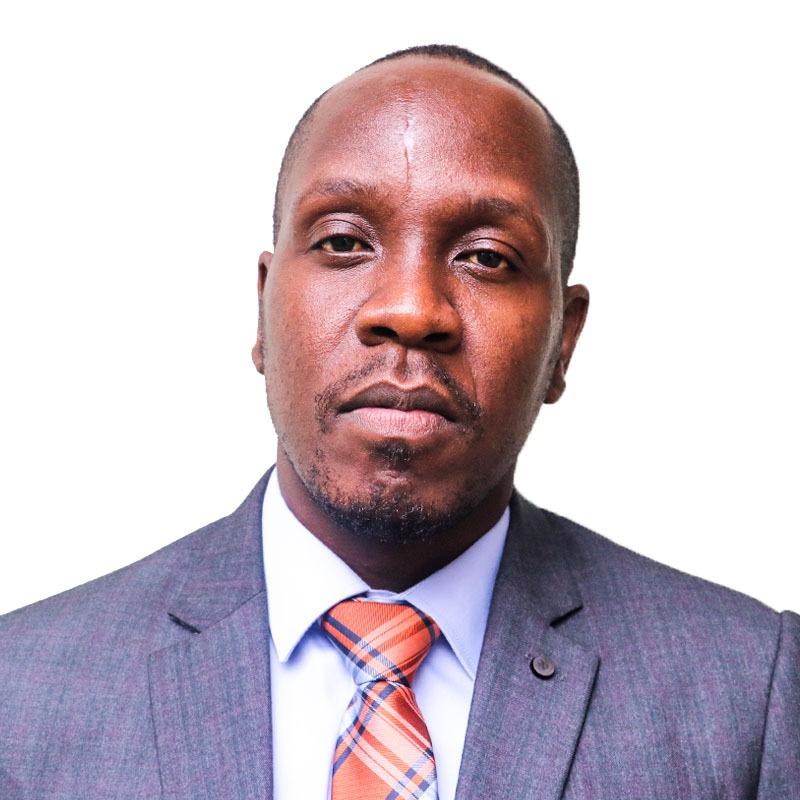Fredrick Oporia is  Research Associate at Makerere University School of Public Health (PHOTO /Courtesy)
